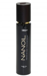 Nanoil - versatile hair oil